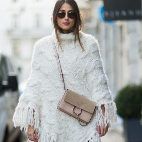 All White Everything im Winter – So trägst du den beliebten Look