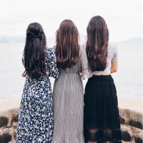 Lange Kleider Damen