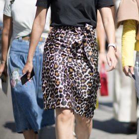 Bedruckte Röcke Damen
