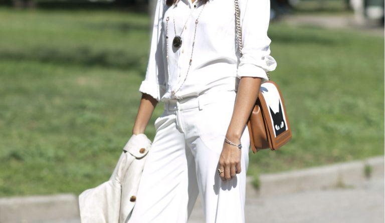 Weiße Hosen kombinieren - Der Style Check