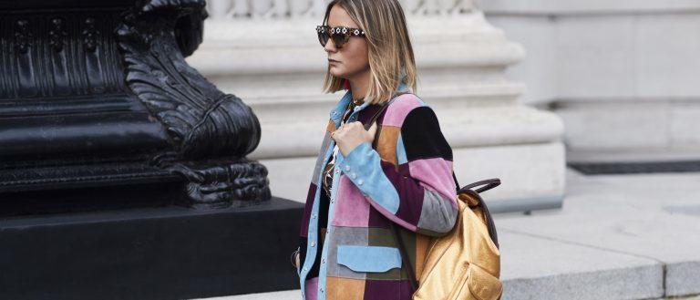 neue mode herbst 2018 - 80er Farben