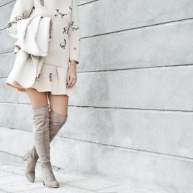 Overknee Stiefel Damen