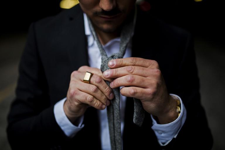Wann welcher Krawattenknoten