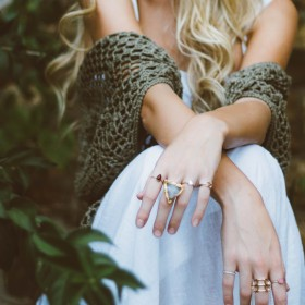 Damen Ringe