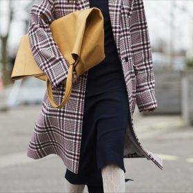 Der Mantel im Karo Design - 1 Trend, 3 Styles