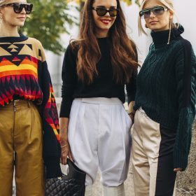 Get the look: 3 podzimní trendy 2019