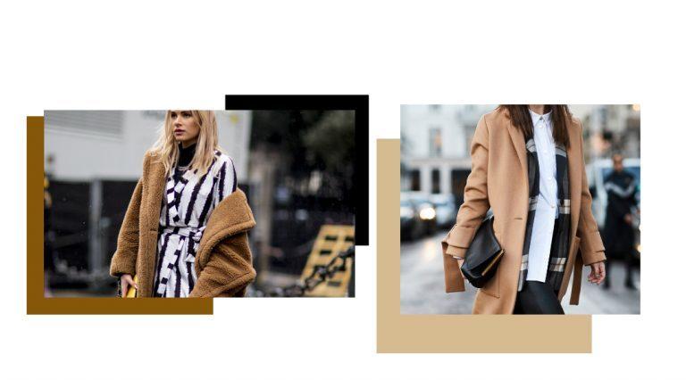 Der Camel Coat: 1 Trend, 4 Styles-624