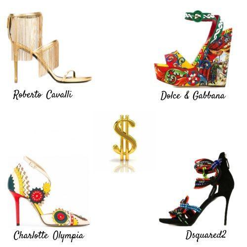 Designerschuhe online shoppen ? Nichts leichter als das.
