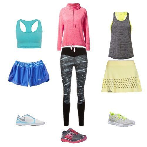 Workouts im Spätsommer: Die perfekten Outfits