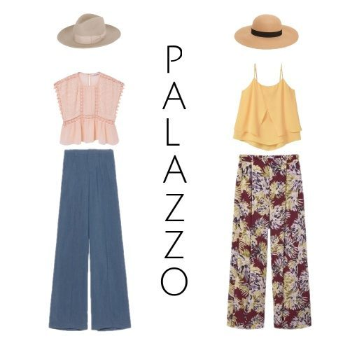 Weite Hosen: Die schönsten Styles für Palazzo, Culotte und Haremshosen
