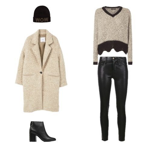 Herbstoutfits: Der Layering Look