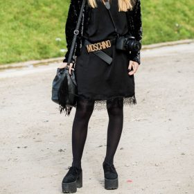 How To Wear: All Black Everything vs. All White Everything