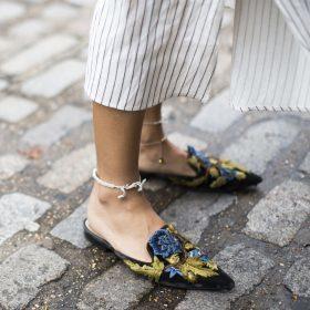 Schuhtrend 2017: Schuhe im floral Look