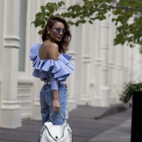 Lieblingskleidungsstück: Bluse