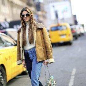 Fashion Trend Of The Month - Jacken mit Teddyfutter