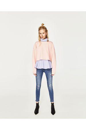 Zara BODY-CURVE-JEGGINGS MIT NIEDRIGEM BUND - In weiteren Farben verfügbar