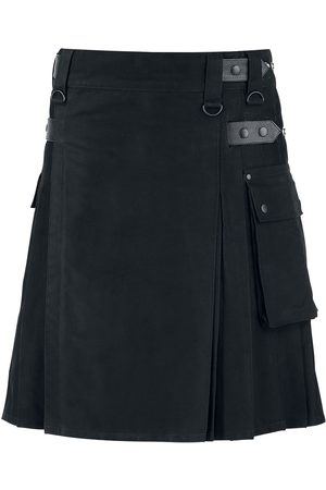 Black Premium by EMP Kilt Kilt