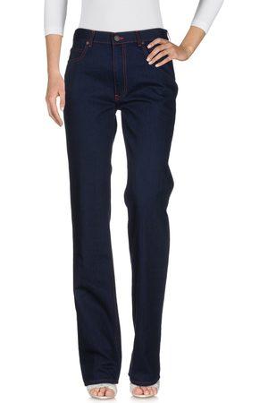 Calvin Klein Damen Slim - DENIM - Jeanshosen - on YOOX.com