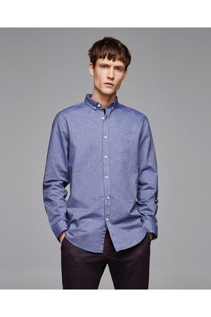 Zara BASIC-OXFORD-HEMD