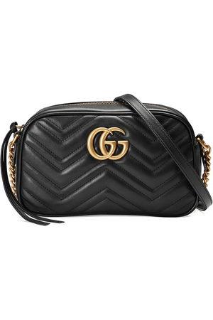 Gucci Kleine GG Marmont Schultertasche