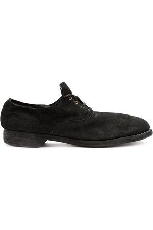GUIDI Klassische Oxford-Schuhe