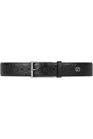 Gucci Signature Gürtel mit GG-Schnalle