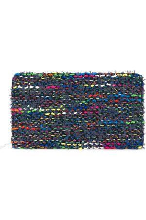 Coohem Großes Tweed-Portemonnaie