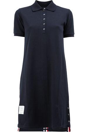 Thom Browne Poloshirtkleid mit Streifen