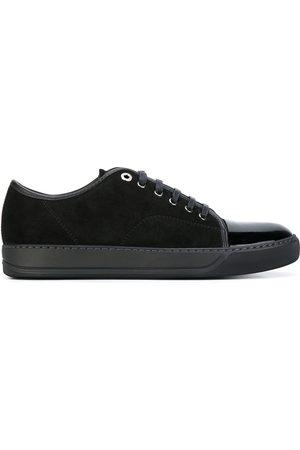 Lanvin Sneakers mit Kontrastkappe
