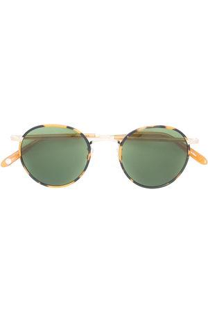 GARRETT LEIGHT Wilson' Sonnenbrille - Nude