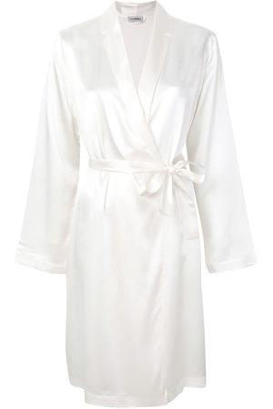 La Perla Damen Schlafanzüge - Kurzer Seidenmorgenmantel