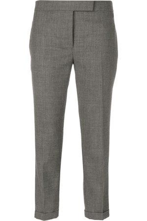 Thom Browne Cropped-Hose mit Bügelfalten