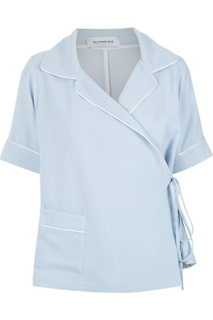 Olympiah Gewickeltes Hemd