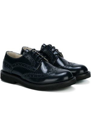 MONTELPARE TRADITION Jungen Elegante Schuhe - Classic brogues