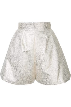 Bambah Culottes mit Glitzerapplikation - Metallisch