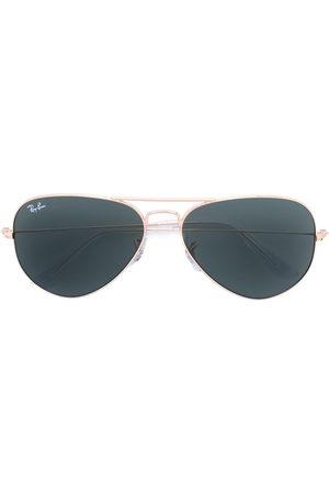 Ray-Ban RB3025' Pilotenbrille - Metallisch