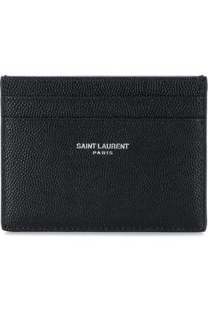 Saint Laurent Kartenetui mit Logo