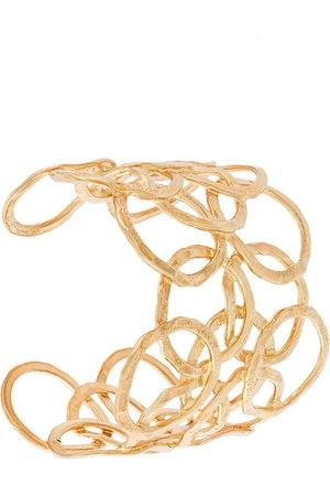 Gas Bijoux Damen Armbänder - Olympie' Armspange - Metallisch