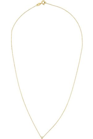 WOUTERS & HENDRIX 18kt Gelbgoldhalskette mit Diamant - Metallisch
