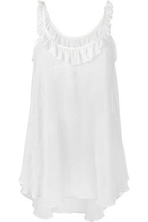 Gilda & Pearl Damen Nachthemden - Bardot' Babydoll - Nude