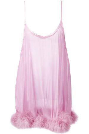 Gilda & Pearl Damen Nachthemden - Diana' Babydoll - & Lila