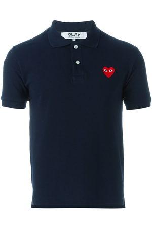 Comme Des Garçons Play Kurzärmeliges Poloshirt