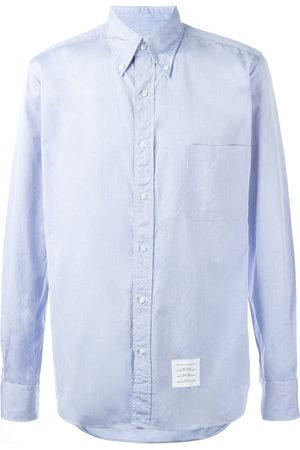 Thom Browne Hemd mit Streifen-Details