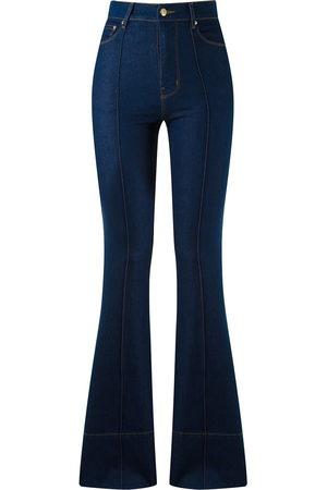 AMAPÔ Jeans mit hohem Bund
