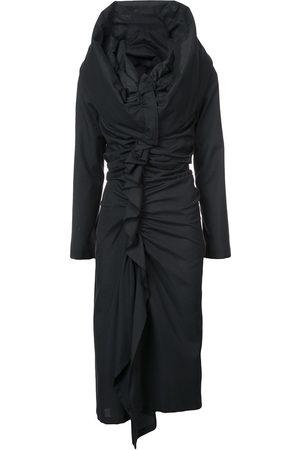 Yohji Yamamoto Damen Freizeitkleider - Gerafftes Kleid