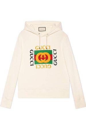 Gucci Sweatshirt mit Kapuze - Nude