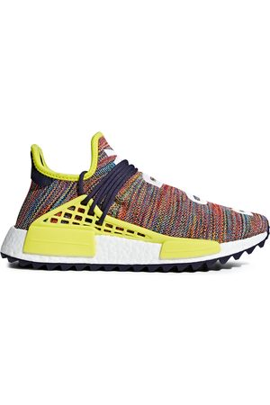 adidas X Pharrell Williams 'Human Race Body and Earth NMD' Sneakers - Multicoloured