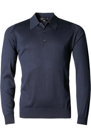 Herren Pullover - Polo Pullover Finchley navy