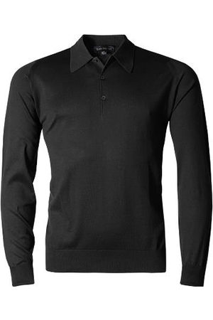 Herren Pullover - Polo Pullover Finchley black