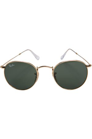 Ray-Ban Brille Round Metal 0RB3447/001/3N/47